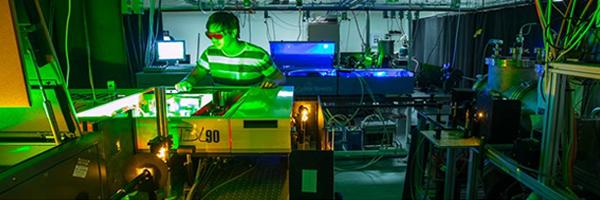 The Molecular Photonics Laboratories at UNSW Sydney.
